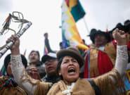 Ce que vit la Bolivie n'est pas une contestation populaire mais un coup