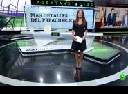 El emotivo momento que vivió Cristina Saavedra ('LaSexta Noticias') cinco minutos antes de esta