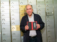 El poeta catalán Joan Margarit, Premio Cervantes