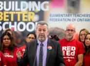 Ontario Elementary Teachers Start Preparations For
