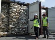 Une entreprise française qui envoyait ses déchets en Malaisie
