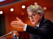 Thierry Breton validé par les eurodéputés pour la Commission