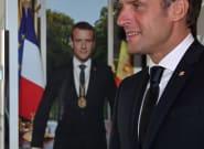 À mi-mandat, l'écart se creuse entre Macron candidat et Macron