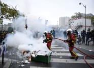 Gilets jaunes: les pompiers cibles