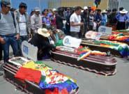 Al menos 9 muertos en los enfrentamientos entre manifestantes y la Policía en