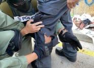 À Hong Kong, un policier blessé par une flèche tirée par un