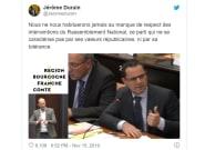 L'élu Jérôme Durain s'en prend à Julien Odoul, sa vidéo devient