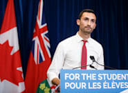 Stephen Lecce: Ontario Can Avoid Teachers' Strike With