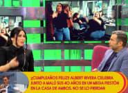Rosa López desvela en 'Sálvame' la pregunta sexual que le hacían al salir de 'Operación