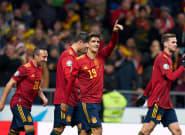 España, a la Eurocopa como cabeza de serie tras arrollar a Rumanía