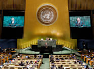 Canada Votes At United Nations To Back Palestinian