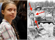 Greta Thunberg visée par une nouvelle théorie avec cette