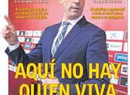 La portada del 'diario AS' que ha emocionado a los seguidores de 'Aquí no hay quien