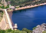 Fallece un trabajador en una deflagración en la central hidroeléctrica de la presa del Cíjara