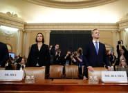 Fiona Hill, David Holmes Testify In Trump Impeachment Inquiry