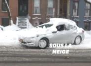 Une tempête de neige a paralysé le nord des