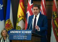 Andrew Scheer: Tories Won't Let Trudeau's Liberals 'Get Away With