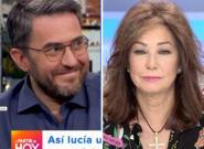 Máximo Huerta saca a la luz la primera vez de Ana Rosa en