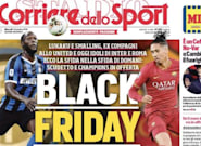 Footballers Condemn 'Black Friday' Headline In Italian