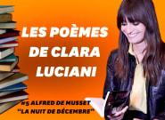 Clara Luciani lit Alfred de