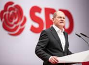 El SPD alemán vira a la izquierda sin romper con