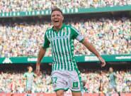 Joaquín supera a Di Stéfano: con 38 años, mete tres goles en 20