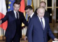 Ukraine: première rencontre Poutine - Zelensky à