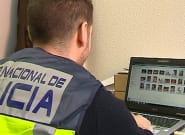 Golpe a la pornografía infantil en once países: 33 detenidos, 17 en