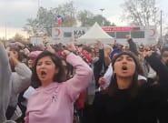 La policía turca dispersa una marcha de mujeres que cantaba 'Un violador en tu camino' en