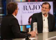 La confesión de Rajoy a Pablo Motos en 'El Hormiguero':