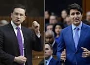 Pierre Poilievre Accuses Trudeau Of 'Self-Praise' After Canada's Spike In Job