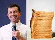 Pete Buttigieg Did Not Fix Bread Prices, Campaign Says. Canadians Are Still
