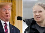 Greta Thunberg ajusta cuentas con Trump con un tuit mega viral el día de su