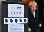Boris Johnson vers une majorité absolue au Parlement