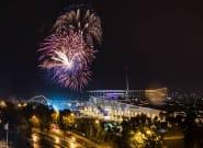 ΚΠΙΣΝ: Παραμονή Πρωτοχρονιάς με πυροτεχνήματα, πάρτι, χορό, κάλαντα και «Dancing