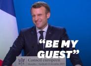 Brexit: Macron lance à Johnson un