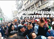 Tebboune élu en Algérie, une marée humaine dans les rues