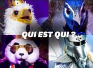 Mask Singer: qui sont la Licorne, l'Aigle, le Panda et le