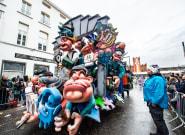 L'Unesco retire le carnaval d'Alost du patrimoine culturel