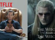 Ο (τιτάνας) Χένρι Κάβιλ μας διαβάζει απόσπασμα από βιβλίο του «Witcher»- και είναι