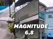 Aux Philippines, les images du séisme de magnitude