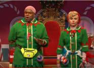 Η Σκάρλετ Γιόχανσον ραπάρει με «Χριστουγεννιάτικα» τραγούδια ντυμένη