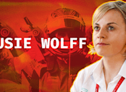 Susie Wolff Is Bringing Diversity To The World Of Formula