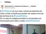La foto con la que algunos están defendiendo el PIN parental es un fake: esta es la