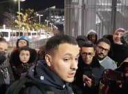 Taha Bouhafs remis en liberté après la sortie perturbée de Macron au