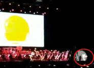 Hiroki Takahashi, cantante de 'Dragon Ball', atendido de urgencia tras caer del escenario del Wizink Center en