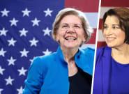 Présidentielle américaine 2020: Elizabeth Warren et Amy Klobuchar soutenues par le