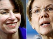 'The New York Times' anuncia su apoyo a las senadoras Klobuchar y