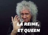 Queen a sa pièce de monnaie de collection, une