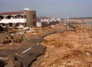 'Gloria' amaina tras dejar al menos 10 muertos, cuatro desaparecidos y engullir parte del Delta del